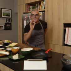 In cucina con Max Mariola