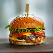 Nascita di un Hamburger
