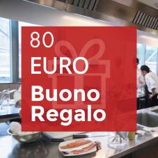 Buono Regalo 80 euro 2021