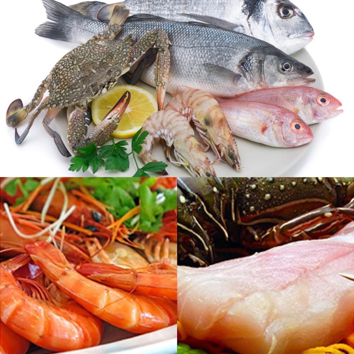 conoscere e cucinare il pesce