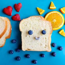 Slurp: un menu diverso per i bambini