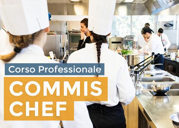 Commis Chef: entra nel mondo della cucina professionale!