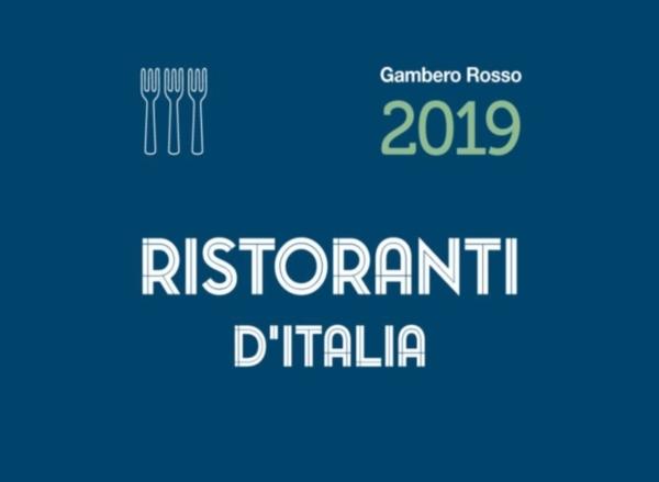 La guida Ristoranti d'Italia 2019