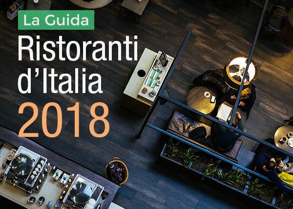 La guida Ristoranti d'Italia 2018